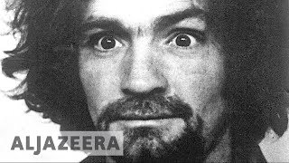 Serial killer Charles Manson dies aged 83 - ALJAZEERAENGLISH