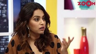 Swara Bhasker CONDEMNS Victim Shaming in #MeToo movement | Exclusive - ZOOMDEKHO