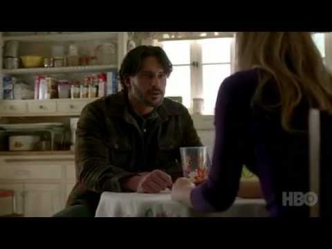 "True Blood 5x01 ""Turn! Turn! Turn!"" Sneak Peek (2) Alcide & Sookie"