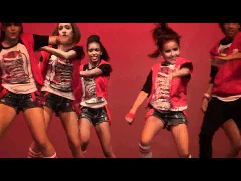 Next Generation Dancers Sierra Neudeck Floor Rookies The Rage 
