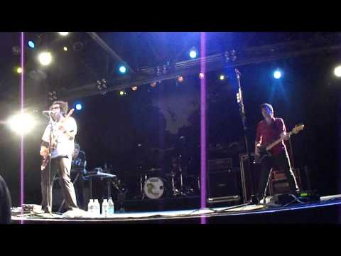 Motion City Soundtrack live