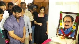 Celebs Pay Homage To Director Vijaya Bapineedu | TFPC - TFPC