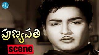 Punyavathi Movie Scenes - Sobhan Babu At Haranath's House || NTR || S V Ranga Rao || Krishna Kumari - IDREAMMOVIES