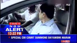 Aircel-Maxis case: Court summons Maran brothers - TIMESNOWONLINE