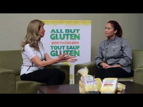 All But Gluten Gluten-Free Recipe Ideas