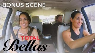 Brie & Nikki Bella's Special Surprise For Their Mom | Total Bellas | E! - EENTERTAINMENT
