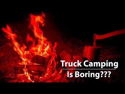 Spring Car Camping | is Boring???