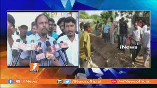మహబూబాబాద్ జిల్లాలో రహదారిని ఆక్రమించిన ప్రజాప్రతినిధి | iNews - INEWS