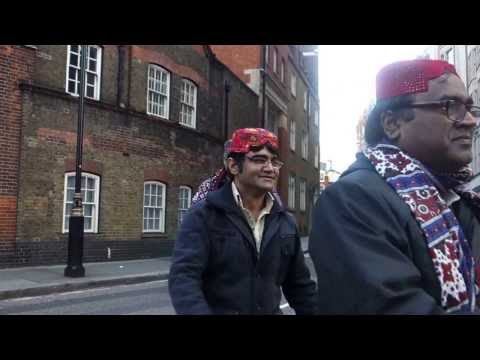 sindhi topi ajrak day london uk 2013