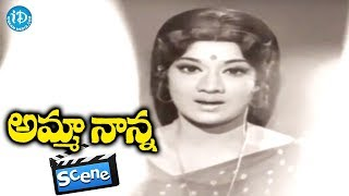 Amma Nanna Movie Scenes - Jayasudha Misunderstands Radha || Krishnam Raju || Raja Babu - IDREAMMOVIES