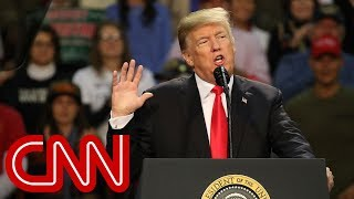 Trump's full campaign rally for Roy Moore - CNN