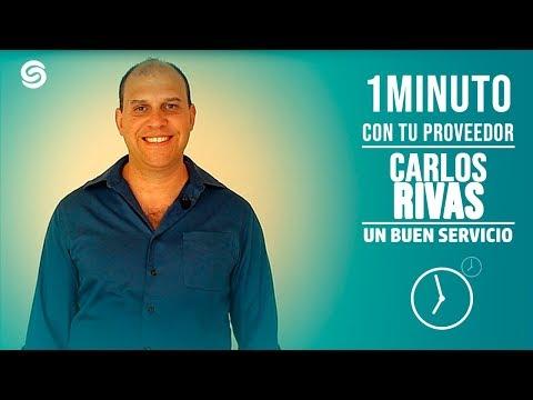 Carlos  Rivas: Terapeuta Holístico