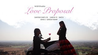 Love Proposal | Love Proposal Latest 2018 Telugu Short Film | Valentine's Day Special | NIVIStudio - YOUTUBE