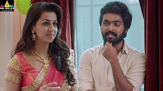 Chennai Chinnodu Movie Nikki Galrani and GV Prakash Comedy | Latest Telugu Movie Scenes - SRIBALAJIMOVIES