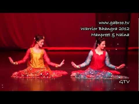 Manpreet and Naina @ Warrior Bhangra 2012 -nVSIkwpOc9s