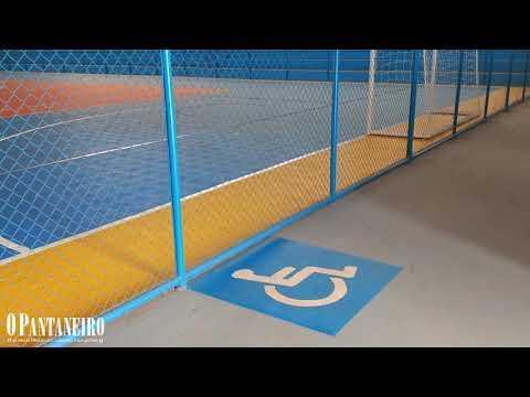 Revitalização do Poliesportivo de Aquidauana