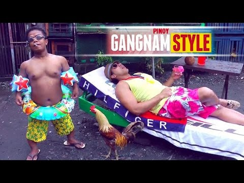 ✮ PINOY GANGNAM STYLE!! - Starring Eruption (Eric Tai) from It's Showtime! // Philippines