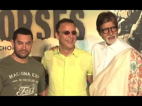 Aamir & Amitabh: