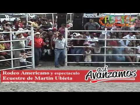 Rodeo Americano y Espectaculo Ecuestre