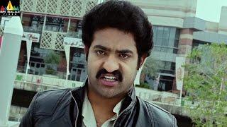 Shakti Movie Scenes | Jr NTR Kills Jackie Shroff | Latest Telugu Movie Scenes | Sri Balaji Video - SRIBALAJIMOVIES
