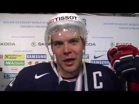 USA v Finland Post Game Comments - BRONZE MEDAL GAME