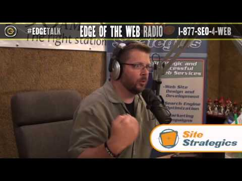 Websites with Bad Mobile SEO Wont Rank Well in the Future | SEO Podcast | Edge of the Web Radio