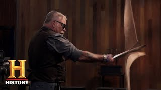 Forged in Fire: Coal-Forged Blade Tests (Season 5, Episode 9) | History - HISTORYCHANNEL