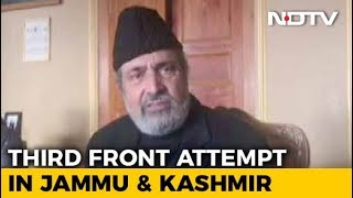 "PDP Leader Threatens To Quit, Talks About ""3rd Front"" With Sajjad Lone - NDTV"