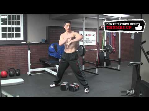 EXPLOSIVE HOME WORKOUT - Just Need a Dumbbell