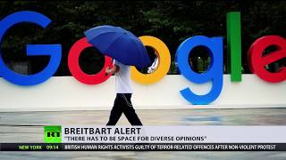 'Hate speech' manipulation? Breitbart claims Google targeted ad revenue to bring down site - RUSSIATODAY