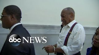 Bill Cosby goes to jail - ABCNEWS