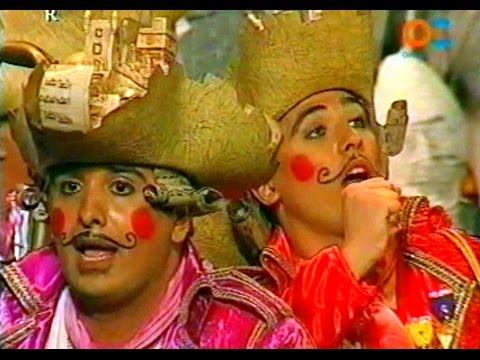 La agrupación Los héroes del 3 x 4 llega al COAC 2008 en la modalidad de Comparsas. En años anteriores (2007) concursaron en el Teatro Falla como Los hijos de la libertad, consiguiendo una clasificación en el concurso de Cuarto premio.