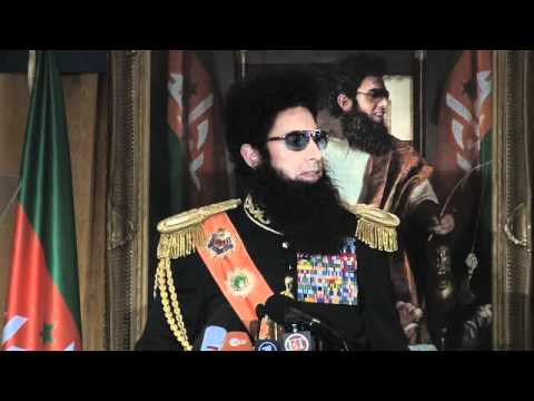 Sacha Baron Cohen s Dictator holds press conference in N.Y