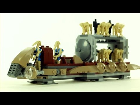 LEGO Star Wars – The Battle of Naboo – Muffin Songs' Oyuncakları Tanıyalım