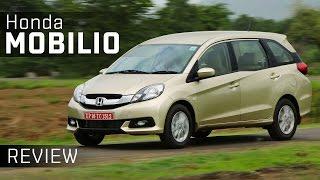 Honda Mobilio :: Review :: ZigWheels