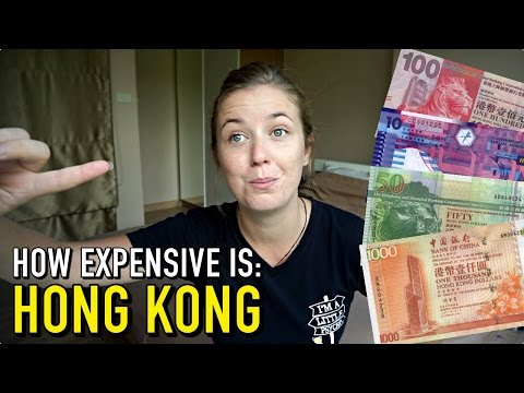 HOW EXPENSIVE IS HONG KONG? | Travel Tips