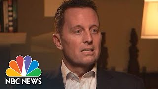 Richard Grenell On Global LGBT Decriminalization: I'm Supported By Both Parties | NBC News - NBCNEWS