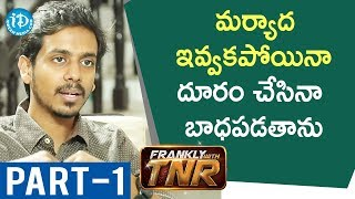 Director Sankalp Reddy Exclusive Interview Part #1 || Frankly With TNR #141 - IDREAMMOVIES