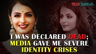 I had to face severe identity crisis because of media - Shrenu Parekh I Exclusive I TellyChakkar - TELLYCHAKKAR
