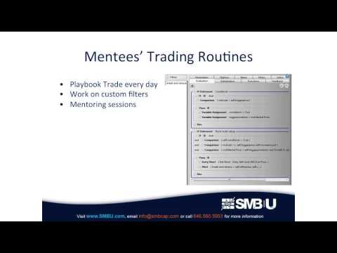 The Trading Process