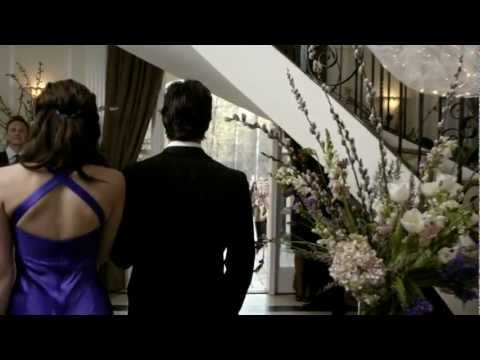 "The Vampire Diaries 1x19 ** Best Scene ** Elena & Damon Dance | Within Temptation - ""All I Need"""