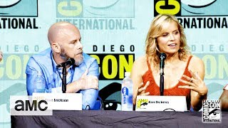 Fear the Walking Dead: 'Kim Dickens on Madison's Past' Comic-Con 2017 Panel - AMC
