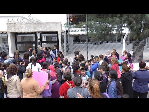 Denuncia que intentaron secuestrar a una alumna de una escuela de Alderetes