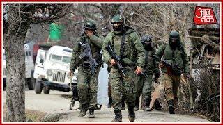 Kashmir में फिर शुरू हुआ Operation All-Out, सुरक्षाबलों ने 2 आतंकी किये ढेर | 100 शहर 100 खबर - AAJTAKTV