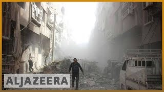 🇸🇾 Syria's besieged Ghouta: UN warns of 'catastrophic' crisis - ALJAZEERAENGLISH
