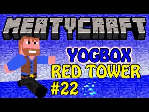 Meatycraft - yogbox |Red Tower| 22