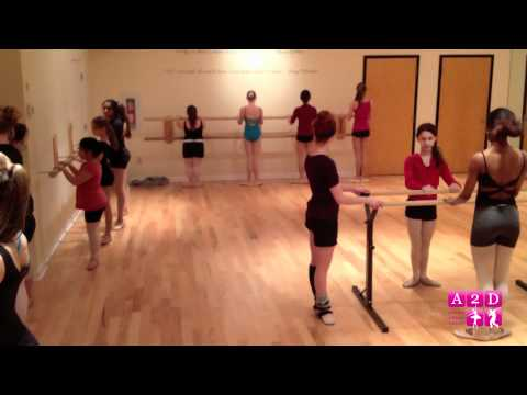 Ballet II (Preteen/Teen)   Addicted 2 Dance