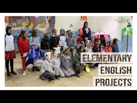 Elementary English Projects 2019