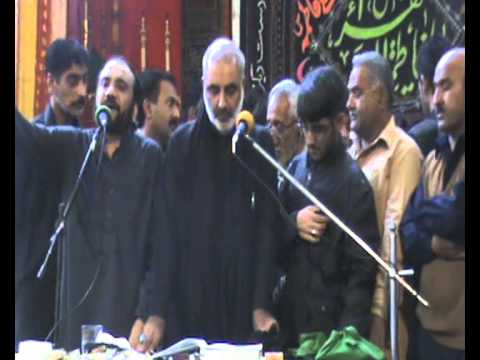 Part 3 of 5 - Muharram 6th 2013 - KARAMAT IMRANI - Thalla Bura Shah DIKHAN