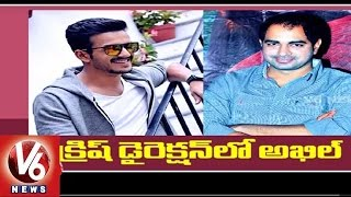 Krish to Direct Akhil Akkineni Second Movie